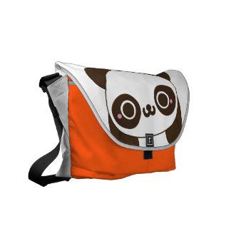 Panda XING Messenger Bag