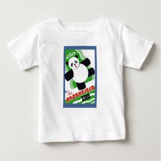 Panda Zoo Baby Jersey Tee