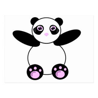 PandaBear Postcard