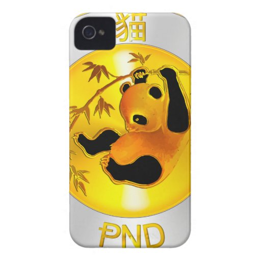 Pandacoin SWAG Case-Mate iPhone 4 Case