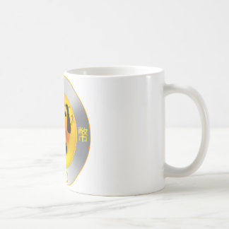 Pandacoin SWAG Classic White Coffee Mug