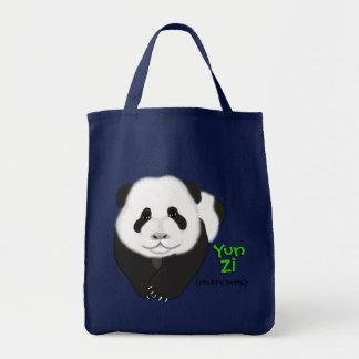pandacub,  Yun ,  Yun , Zi, Zi, (chubby butts) Tote Bag