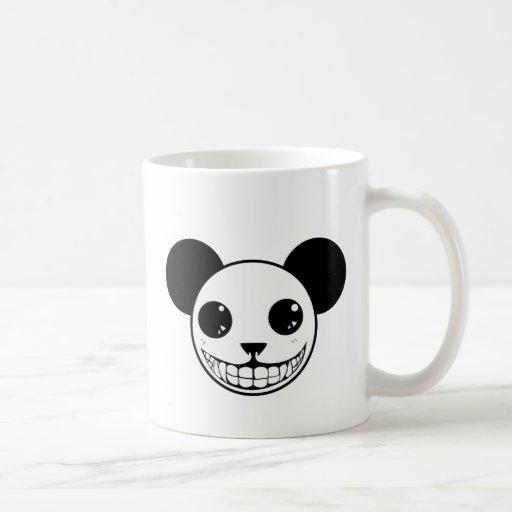 Pandaface Coffee Mug