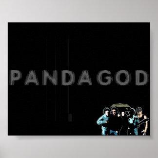 Pandagod poster