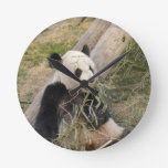 PandaM002 Round Wallclock