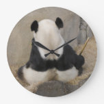 PandaM005 Round Wall Clock