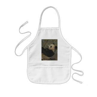 PandaM013, Giant Panda Kids' Apron