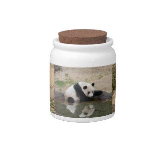 PandaM018 Candy Jars