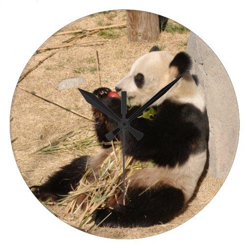 PandaM020 Round Wallclocks