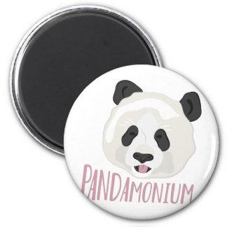 Pandamonium Magnet