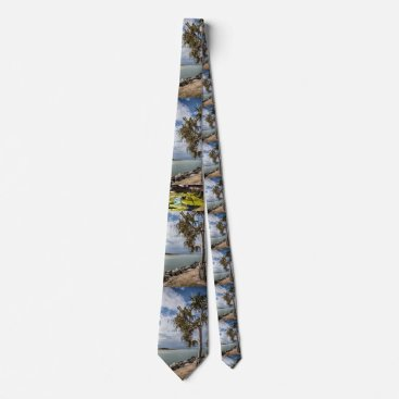 Beach Themed Pandanas beach tie