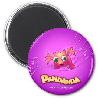 Pandanda Dragon Magnet