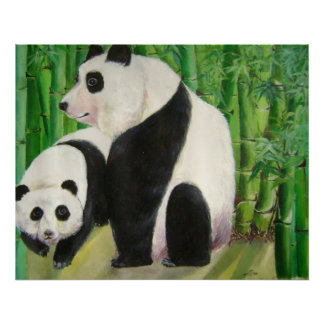 pandas1 poster