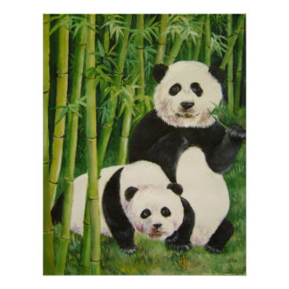pandas2 posters