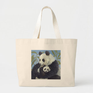 Pandas Jumbo Tote Bag