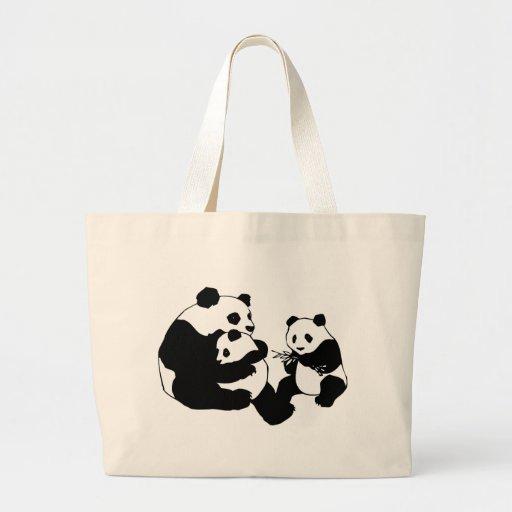 Pandas Bags