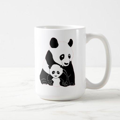 Pandas Coffee Mug