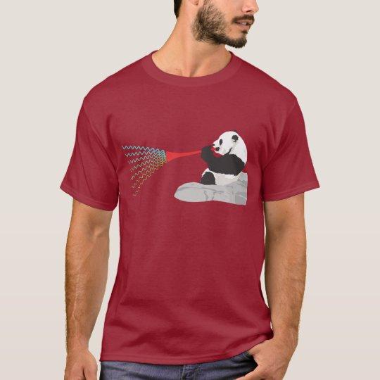Pandas Dig Vuvuzelas T-Shirt