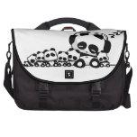 Pandas el dormir bolsas para portátil