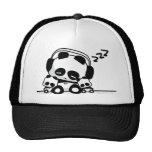 Pandas el dormir gorra