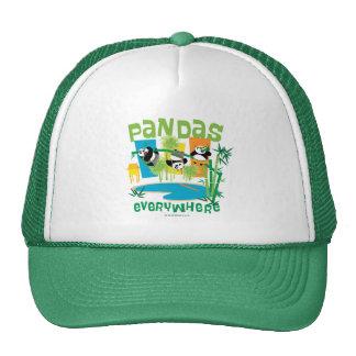Pandas Everywhere Trucker Hat