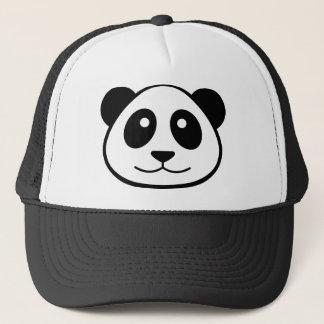 Panda's Face Trucker Hat