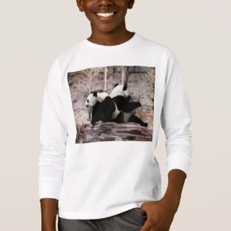 Pandas Got His Back - Kids T T-Shirt