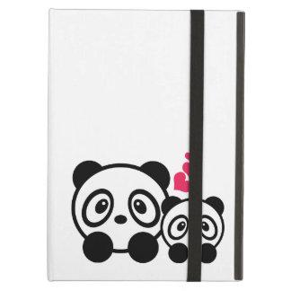 Pandas iPad Air Covers