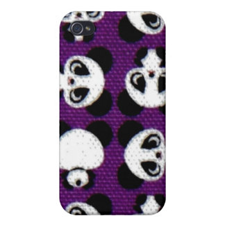 Pandas iPhone 4/4S Covers