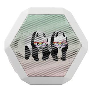 Pandas lesbianas del orgullo altavoz