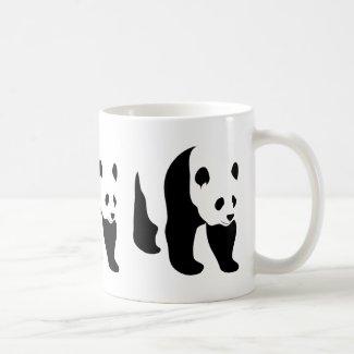 Pandas!! Mugs