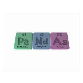 Pandas-Pa-Nd-As-Protactinium-Neodymium-Arsenic.png Postcard