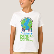 PANDAS/PANS Awareness Day T-shirt Kids