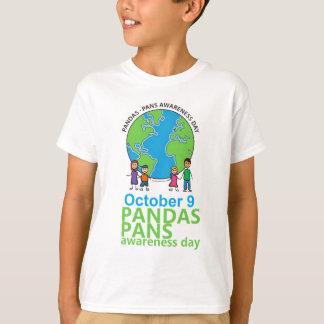 PANDAS/PANS Awareness Day T-shirt Kids