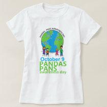 PANDAS/PANS Awareness Day T-Shirt Women's
