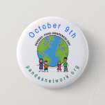 "PANDAS/PANS October 9th Awareness Day Pin<br><div class=""desc"">PANDAS/PANS October 9th awareness pin</div>"