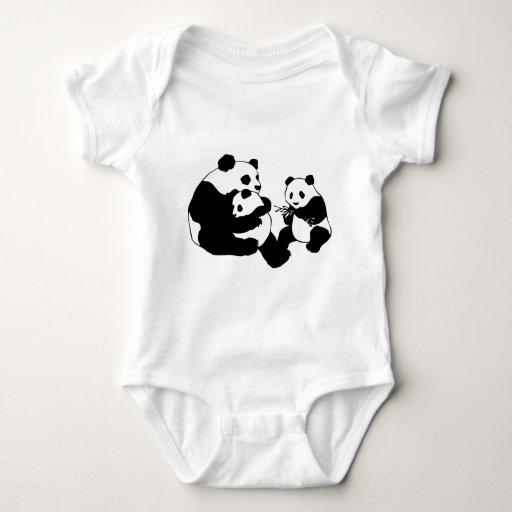 Pandas Playera