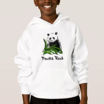 Pandas Rock Hoodie