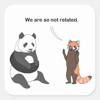 Pandas: Tan pegatina no relacionado