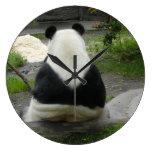 PandaSD002 Round Wallclock