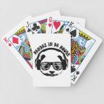 Pandaz en casa de DA Baraja Cartas De Poker