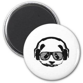 Pandaz In Da House 2 Inch Round Magnet