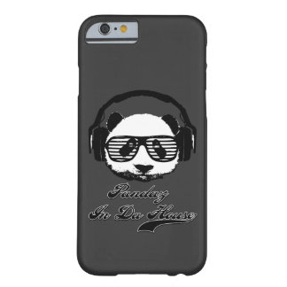 Pandaz In Da House Barely There iPhone 6 Case