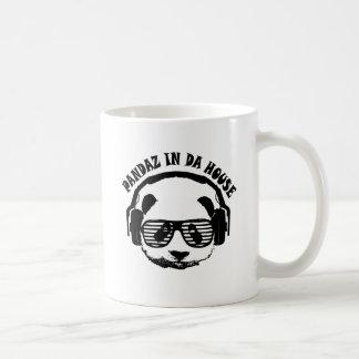 Pandaz In Da House Coffee Mug