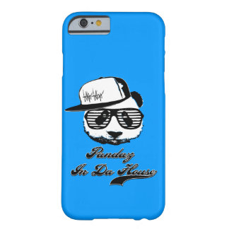 Pandaz In Da House. Ghetto panda Barely There iPhone 6 Case