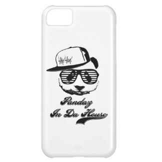 Pandaz In Da House. Ghetto panda iPhone 5C Covers