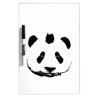 Pandaz not dead dry erase whiteboards