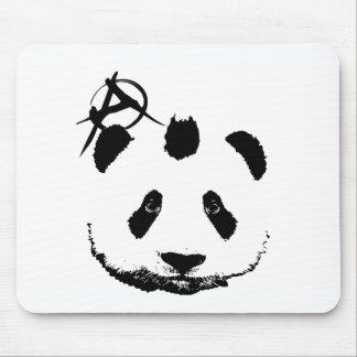 Pandaz not dead mouse pad