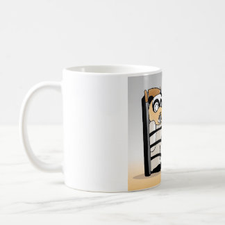 Panddibal Lecter - The Silence of the bamboos Coffee Mug