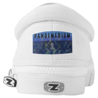 Pandemedium Sky Walkers Slip-On Sneakers